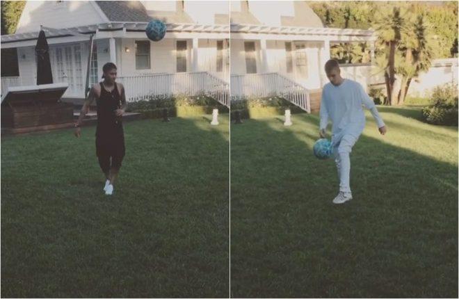 neymar-justin-bieber