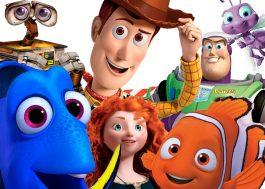 Produtora vê possibilidade de um crossover com todos os filmes da Pixar