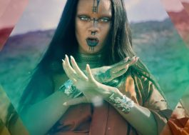 "Rihanna vai viver uma stripper alienígena no filme ""Valerian"""