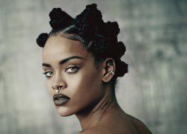 """Rihanna vai lançar nova música para trilha de """"Star Trek: Sem Fronteiras"""""""