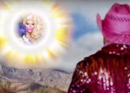 """RuPaul chega como o sol e com uma pegada latina no clipe de """"Cha Cha Bitch"""""""