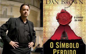 """O livro """"O Símbolo Perdido"""", do autor de """"Código Da Vinci"""", também pode ganhar filme"""