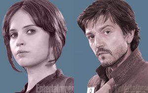 """""""Rogue One"""": detalhes dos principais personagens do filme"""