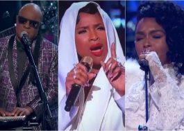 Stevie Wonder, Jennifer Hudson, Janelle Monae e mais artistas homenageiam Prince no BET Awards
