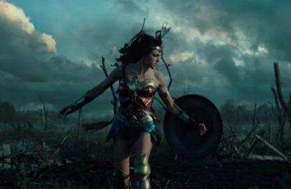 """Primeiro trailer de """"Mulher-Maravilha"""""""