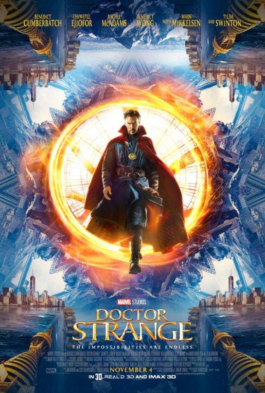doutor estranho poster