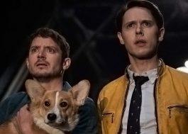 """Elijah Wood vai bancar o detetive na série de ficção científica """"Dirk Gently"""""""