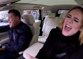"""Quadro """"Carpool Karaoke"""" vai ganhar um programa próprio feito pela Apple Music"""