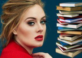 Enquanto não lança outro álbum, Adele quer escrever um livro de ficção