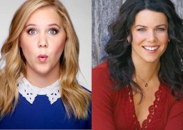 """No Twitter, Amy Schumer responde Lorelai em trailer de """"Gilmore Girls"""""""