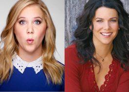 "Lorelai cita Amy Schumer no trailer de ""Gilmore Girls"" e comediante responde no Twitter"