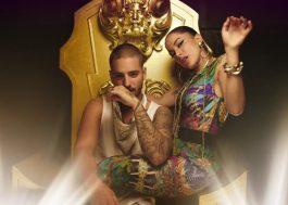 """Anitta sensualizando com o colombiano Maluma no clipe de """"Sim ou Não"""""""