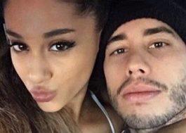 Parece que a Ariana Grande está solteira novamente