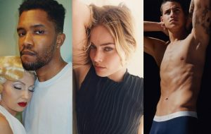 Campanha 2016 da Calvin Klein tem Frank Ocean, Margot Robbie e jogador James Rodriguez