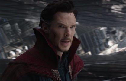 """""""Doutor Estranho"""" com novo trailer"""