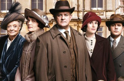 """Downton Abbey"" em filme"