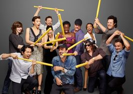 "Elenco de ""The Walking Dead"" se vinga de Negan em novas fotos"