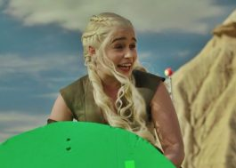 """Ai que maravilhoso esse vídeo com os erros de gravação de """"Game of Thrones""""!"""