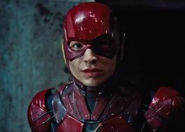 """Ezra Miller pode aparecer como The Flash em """"Esquadrão Suicida"""""""