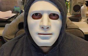 """#olhaissopapelpop foi invadido pela fsociety, de """"Mr.Robot"""""""