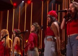 Fifth Harmony arrasa cantando hits do Destiny's Child em programa de TV