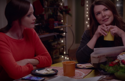 "Prévia do revival de ""Gilmore Girls"""