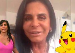 Gretchen fala de Pokémon GO e dos memes da internet com o Papelpop