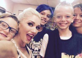 Momento lindo! Gwen Stefani chama fã que sofreu bullying ao palco e se emociona