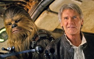Vazaram imagens das gravações do filme do Han Solo