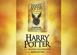 """""""Harry Potter and the Cursed Child"""" ganha título em português e data de lançamento no Brasil"""