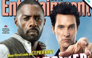"""Idris Elba e Matthew McConaughey aparecem nas primeiras imagens do filme """"A Torre Negra"""""""