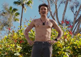 James Franco é um zilionário da internet nessa comédia com o Bryan Cranston