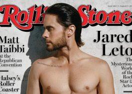 O Jared Leto acharia incrível descobrir que tem um filho por aí!