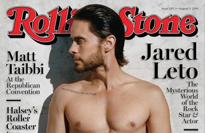 jared leto rolling stone
