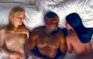 "Kanye West sobre briga com Taylor Swift: ""Ainda bem que minha esposa tem Snapchat"""
