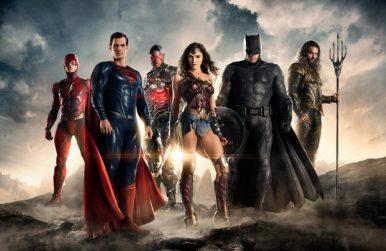 """Trailer de """"Liga da Justiça"""""""