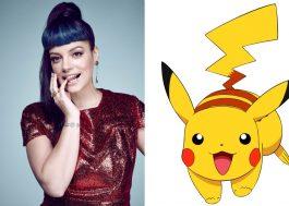 A Lily Allen também quer que Pokémon Go chegue ao Brasil!
