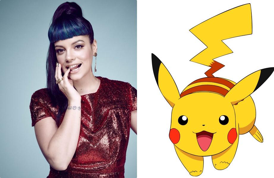 A Lily Allen Também Quer Que Pokémon Go Chegue Ao Brasil