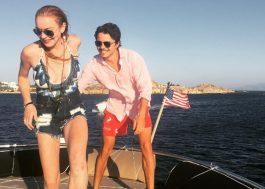 """Lindsay Lohan pede privacidade após agressão: """"deixe a gente resolver"""""""