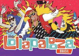 Lollapalooza Brasil confirma as datas da edição de 2017