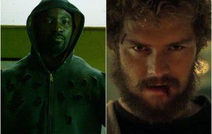 """Netflix e Marvel liberam as primeiras prévias de """"Luke Cage"""", """"Punho de Ferro"""" e """"Os Defensores"""""""