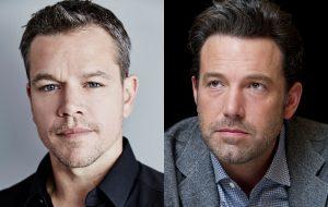 Matt Damon diz que toparia interpretar um super-herói se Ben Affleck dirigisse o filme