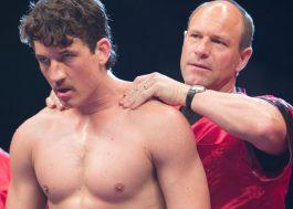 "Miles Teller faz de tudo para voltar a lutar boxe em ""Bleed for This"""