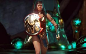 "Mulher-Maravilha chega destruidora no novo trailer do game ""Injustice 2"""