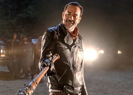 """The Walking Dead"": achou o Negan ruim? Jeffrey Dean Morgan conta que ele é pior nos HQs"
