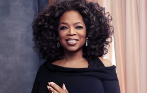 Oprah Winfrey será a grande homenageada do Globo de Ouro 2018