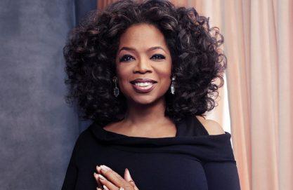 Oprah homenageada no Globo de Ouro