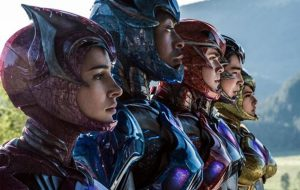 "Protagonistas de ""Power Rangers"" estarão na Comic Con Experience"