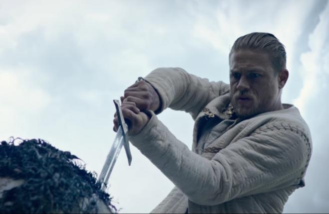 rei arthur a lenda da espada