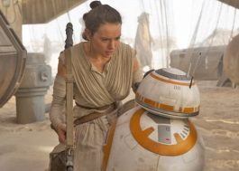 "Próximo Star Wars vai se chamar ""The Last Jedi""!"